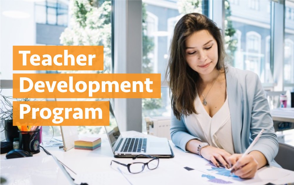 "Te invitamos al seminario gratuito ""Teacher Development Program"""